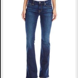 Seven 7 Flare Premium Denim Jeans.
